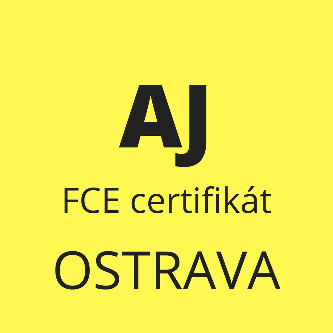 FCE certifikát