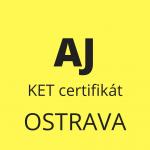 AJ - KET certifikát