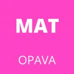 MAT - OPAVA
