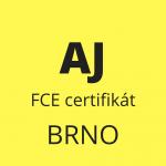 AJ - FCE certifikat - Brno