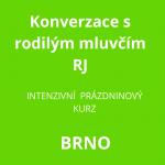 Intentivní prázdninový kurz - konverzave s RM RJ