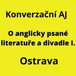 O anglicky psané literatuře a divadle I. (20328)